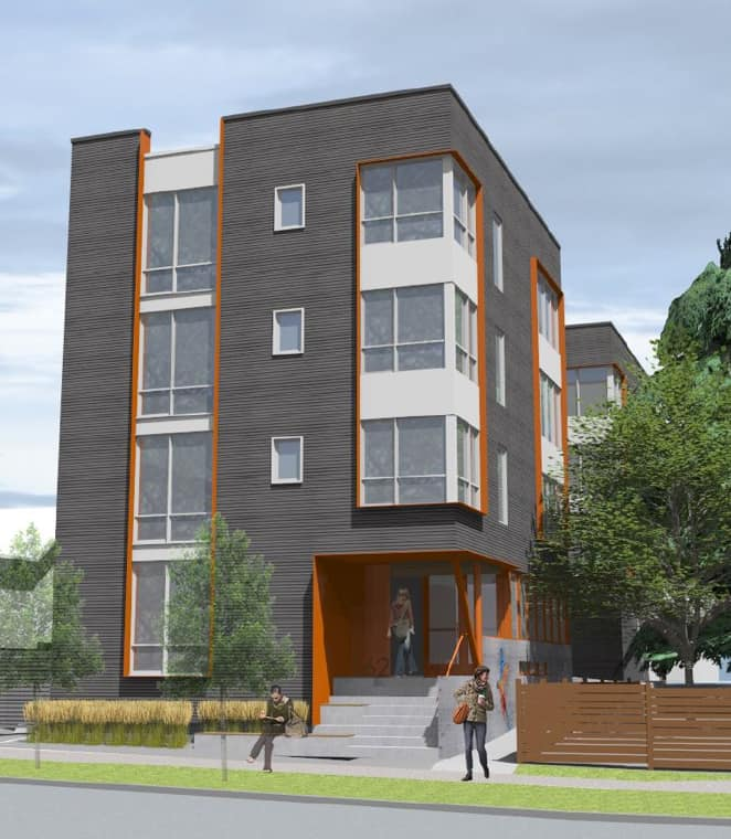 19th Ave Property Rendering