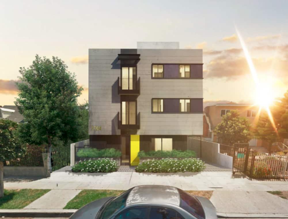 Kenmore Property Rendering in Wide Format