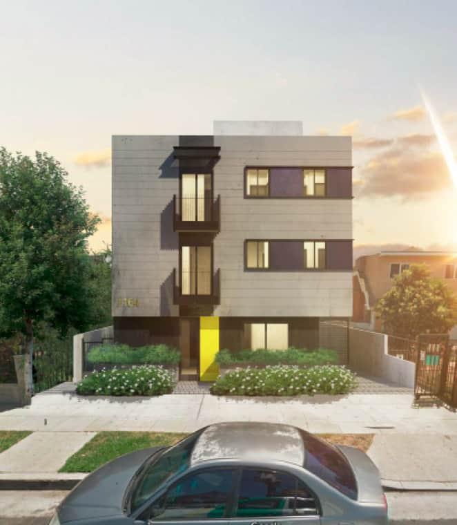 Kenmore Property Rendering